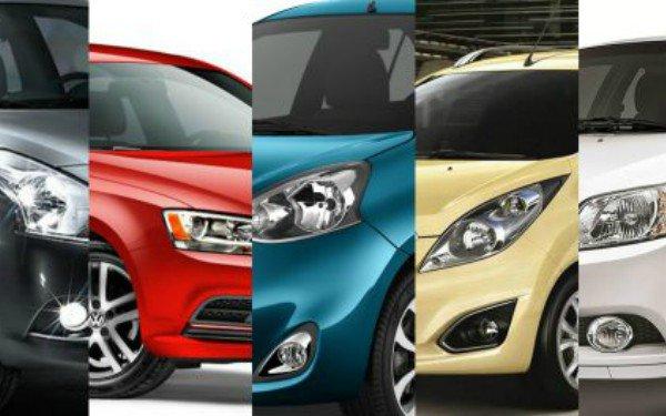 De los 10 autos más vendidos en México, sólo 2 cumplen con las recomendaciones de la ONU en materia de seguridad vehicular