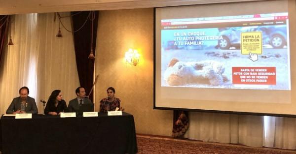 Los siniestros viales son la segunda causa de muerte de jóvenes en México